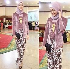 Model Kebaya Kutu Baru Muslim Modern Model Pakaian