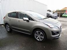 peugeot 3008 1 6 e hdi 5dr diesel automatic for