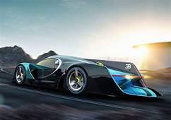Bugatti Concept Proposal  Inspired Futuristic