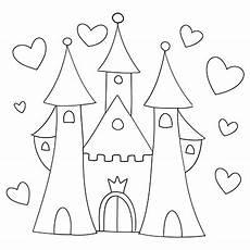 Ausmalbilder Prinzessin Im Schloss Pin Marabu Creative Colours Auf Malvorlagen