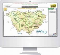 L 233 Tat Des Routes En Haute Loire Www Inforoute43 Fr