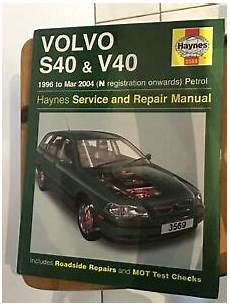 how to download repair manuals 2004 volvo s40 lane departure warning volvo s40 v40 1996 to mar 2004 petrol service and repair manual nonfiction books gumtree