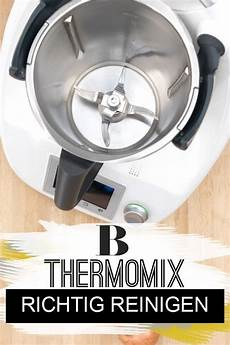 thermomix reinigen so geht s thermomix reinigen