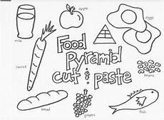 food pyramid cut and paste 2 by camo classroom tpt