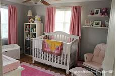 Baby Bedroom Ideas Pink And Grey by Pink And Gray Baby S Nursery Design Dazzle