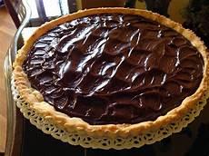 crostata con crema al cioccolato fatto in casa da benedetta crostata al cioccolato con glassa al cioccolato