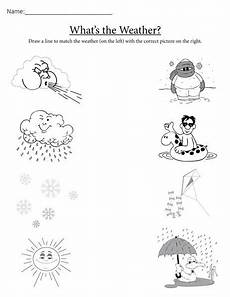 weather worksheets to color 14683 quot what s the weather quot printable matching worksheet supplyme