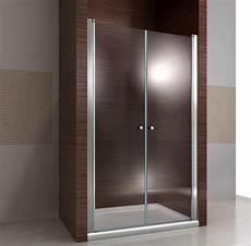 Duschabtrennung Für Nische - duschkabine duschabtrennung nischent 252 r nano echtglas ex218