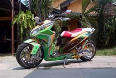 Modifikasi Motor Vario by Modifikasi Motor Honda Vario 2014