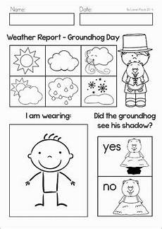 groundhog day worksheet groundhog day preschool no prep worksheets activities by lavinia pop