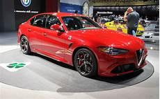 L Alfa Romeo Giulia Quadrifoglio 2017 Et Ses 505 Chevaux