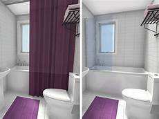 roomsketcher 10 small bathroom ideas that work