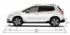 Informaci 243 N T 233 Cnica Peugeot 2008 Crossover Urbano