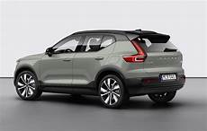 volvo xc40 recharge revealed fully electric suv