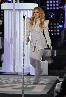 jennifer lopez performs during 2021 dick clark s new years