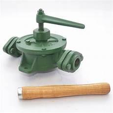 K2 Fl 252 Gelpumpe Handpumpe F 252 R Wasser 214 L Diesel Mineral 246 L