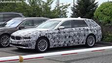 2017 Bmw 5 Series Touring G31 Spied Testing At The