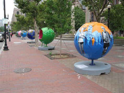 Cool Globes Exhibit