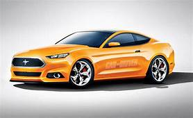 2015 Ford Mustang 25 Cars Worth Waiting For 2014–2017