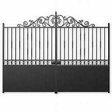 portail en fer lapeyre portail battant acier rambouillet portail