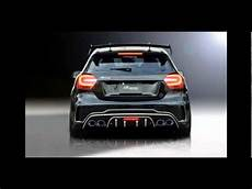 mercedes a klasse w176 tuning by rowen international