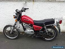 Suzuki Gn 125 For Sale by Suzuki Gn125 Custom Motorcycle 11 Reg For Sale In United