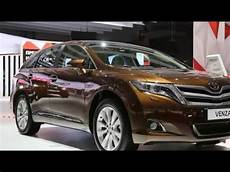 2020 toyota venza redesign release changes