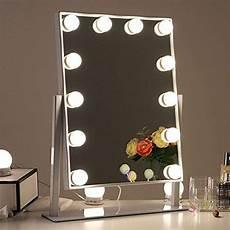 chende miroir de maquillage lumineux tactile 224