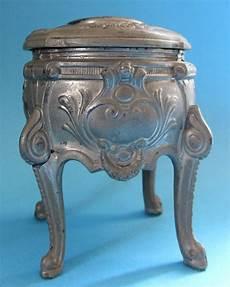 coffret ancienne boite a bijoux en regule epoque xix
