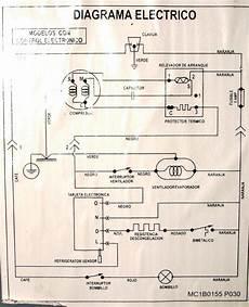 solucionado diagrama de conexiones refri mabe twist air yoreparo