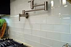 Kitchen Backsplash Tile Ideas Subway Glass Glass Tile Backsplashes By Subwaytileoutlet Modern