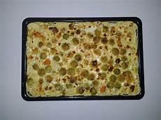 Rosenkohlauflauf Mit Kartoffeln - rosenkohlauflauf mit kartoffeln und s 252 223 kartoffeln