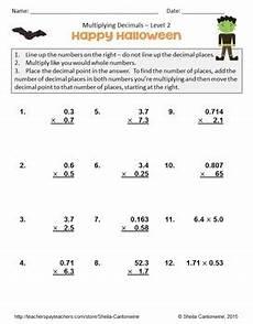 decimals worksheets math 7207 math multiplying decimals worksheets differentiated tpt
