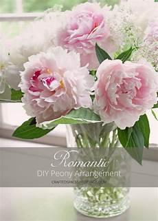 crafted spaces weddings romantic diy peony wedding