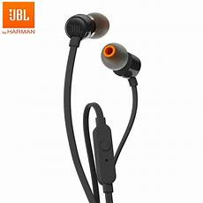 Sport Earphone Wired Bass by Jbl T110 3 5mm Wired Headphones Stereo Bass Headset