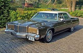 1974 Chrysler Imperial LeBaron  Information And Photos