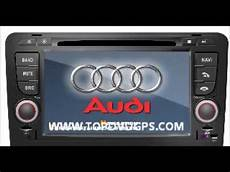 audi a3 radio 7 quot car gps dvd radio for audi a3 s3 pip ipod bluetooth