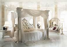 letto con baldacchino canopy bed for hotel suite idfdesign