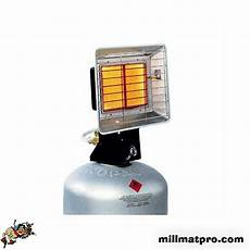chauffage radiant gaz orientable 2 2 4 3kw propane ou