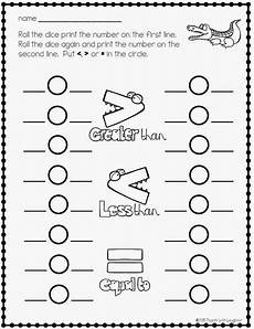 free greater than or less than worksheets math for k1 pinterest homework places and student