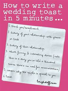 Wedding Toast Speech Ideas are you the of honor learn how to write a
