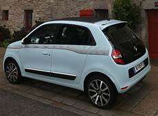 Renault Twingo Daily Record