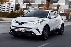 New Toyota C Hr Hybrid 2016 Review Auto Express
