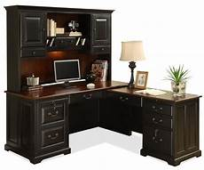 home office furniture l shaped desk furniture l shaped desk with hutch for more efficient
