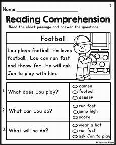 2nd grade reading comprehension worksheets pdf math worksheet for kids