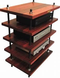 wood audiophile shelves design search audio