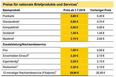 preise verk 252 ndet die deutsche post bereitet die gr 246 223 te
