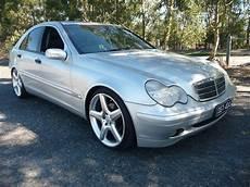 2002 Mercedes C200 Kompressor Boostcruising