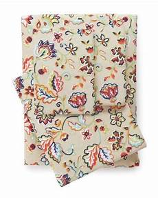 easy care floral microfiber sheet add some elegance