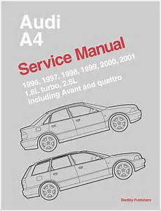 online service manuals 1996 audi a4 navigation system front cover audi audi repair manual a4 1996 2001 bentley publishers repair manuals and